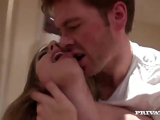 Assfuck Enjoying Stella Cox Does A Buddy A Modification With Defunct Poking