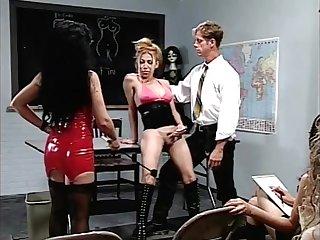 Tranny Lovemaking Education- Bizarre