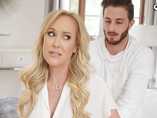 Greatest degree MILF stepmom wants more than toute seule a massage foreigner her stepson