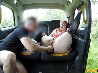 Mature with fat ass, pure British fake hansom cab porn