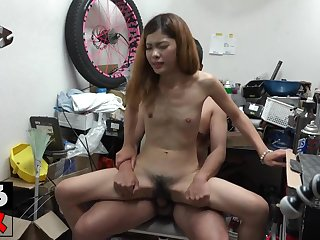 Petite asian flattie amateur porn video