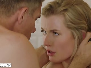Mia Melano Surprises her Sugar Daddy at Home