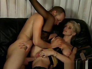Staggering adult video MILF new like in your dreams