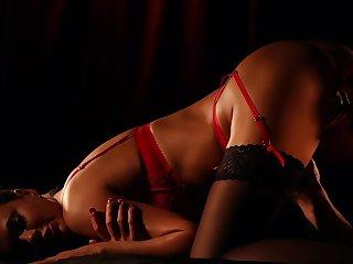 Sensational erotic screwing for wearisome lover Tina Kay