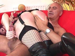 Ass spanked haphazardly fucked like a whore